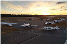 Campbell River Airport Runway