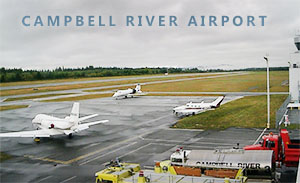 Campbell River Airport Web Camera