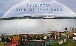 Campbell River Tyee Pool