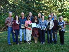 2014 Stewardship Awards Group recipient shot