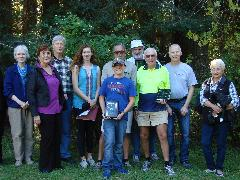 2015 Stewardship Award Group Photo
