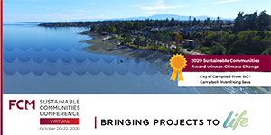 Sustainable Communities Award - Campbell River Rising Seas Sept-2020